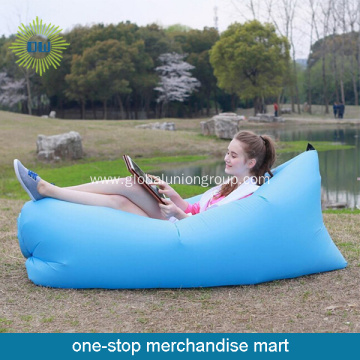 Inflatable Lounger Air Sleeping Bag